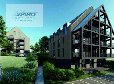 3-izbový mezonetový apartmán s terasou v novostavbe – top lokalita Demänová