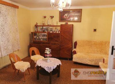 2861 Na predaj starší RD v Andovciach - ZNÍŽENÁ CENA