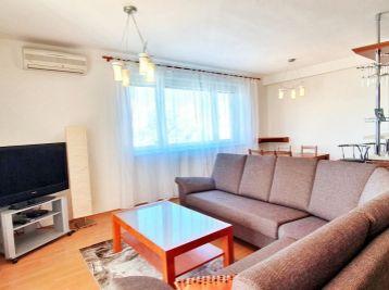 ELIMARK - PRENÁJOM - 3 izb ZARIADENÝ BYT s balkónom, 84 m2 s terasou a garážou - Čečinova ulica, Ružinov