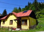 Útulný domček po rekonštrukcii pod Čertovicou Jarabá