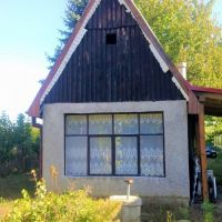 Chata, Svinná, 16 m², Čiastočná rekonštrukcia