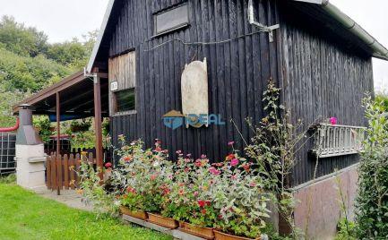 záhradná chatka, Za kalváriou