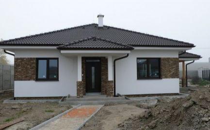 Novostavba, 4 - izbový rodinný dom na predaj v obci Dobrohošť