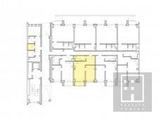 REZERVOVANÉ 2-izb. byt B1, 2, Nové bývanie Martin-Priekopa s predzáhradkou