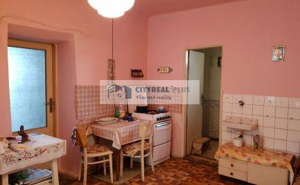 Ponúkame Vám na predaj rodinný dom v obci Obid