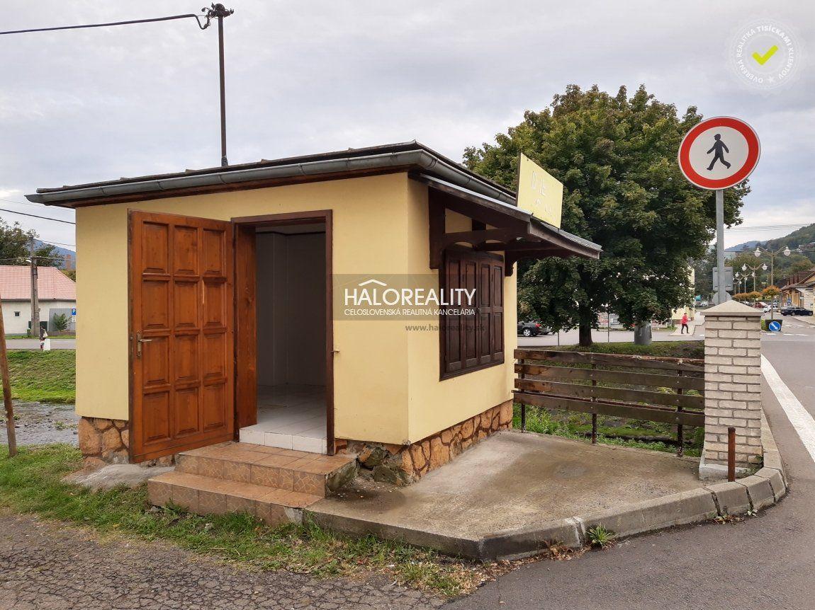 Administratívny objekt-Predaj-Žarnovica-9500.00 €