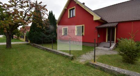 4 - 6 izbový rodinný dom 130 m2 obytná plocha, 897 m2 pozemok - obec Dunakiliti - TOP PONUKA