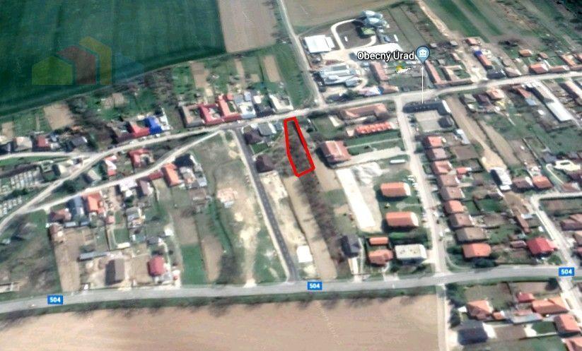 Pozemok pre RD-Predaj-Dubovany-14500.00 €