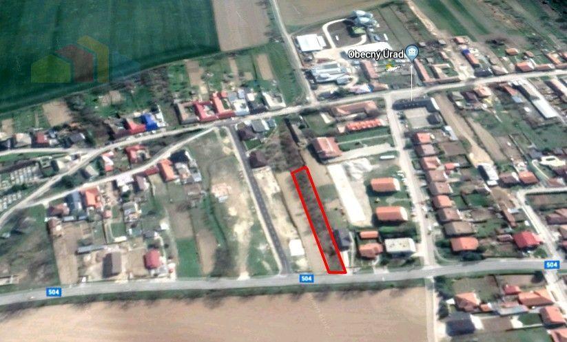 Pozemok pre RD-Predaj-Dubovany-24500.00 €