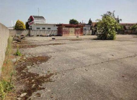 V Nových Zámkoch na predaj 1658 m² pozemok vhodný na skladovanie a služby