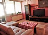 PRENÁJOM: pekný zariadený 3i byt s veľkým balkónom a pekným výhľadom, 79 m2, Studenohorská ul., Lamač