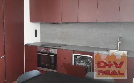D+V real ponúka na prenájom: 2 izbový byt, Žižkova ulica, Zuckermandel,  loggia, výžah, zariadený, pivnica