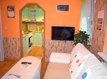 Predaj 1 izbového bytu Jahodníky