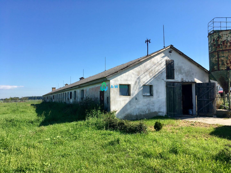 Priemyselný objekt-Predaj-Kostolné Kračany-435000.00 €