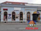 Prevádzková budova v centre Nitry na predaj