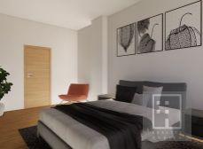 Predaj 2-izb. apartmánový byt G 02.1 Nové bývanie Martin-Priekopa