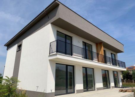 Novostavba 4 izb. rodinný dom v štandarde, 133m2, Tureň