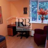 Pekný 2- izbový byt v rodinnom dome v slepej ulici v Dúbravke