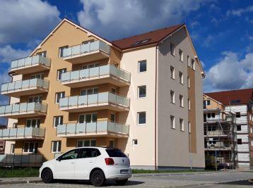 Nová výstavba - bytový dom D7, Muškát, Priestranné 1-izb. byty s nadštandardným balkónom o výmere 16,2 m2, resp.9,8 m2