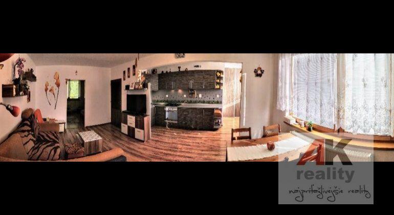 Predaj 3 izbový byt Veľký Biel, Kostolná ulica