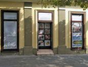 Obchodný priestor s výkladom v centre Nitry na prenájom