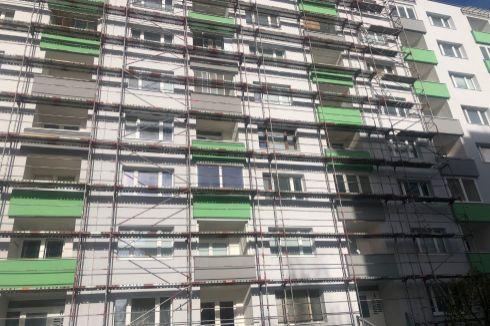 Kompletná rekonštrukcia 3-izbový byt