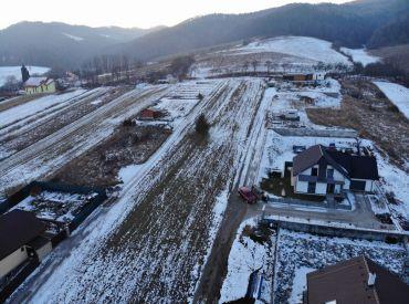 Predaj pozemku vhodného na menší RD v obci Lietavská Závadka,  919,5 m2  cena: 22.300 €