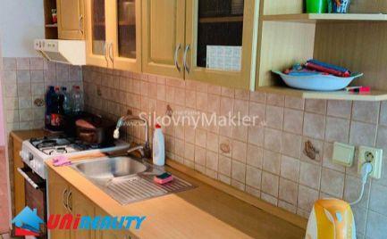 BÁNOVCE NAD BEBRAVOU - 3 izbový byt- veľkometrážny / DUBNIČKA / čiastočná rekonštrukcia