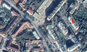 Byt 1 izbový, 35 m2, pri centre mesta Nové Mesto nad Váhom.