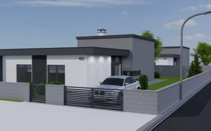 Komfortný 4 izb bungalov v obci Veľká Paka
