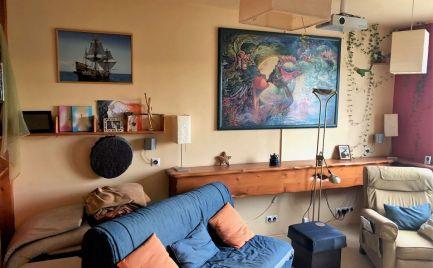REZERVOVANÉ : Na predaj  5 izbový byt