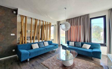 Prenájom nadštandardný moderný 3 izbový byt s balkónom Oriešková ul. Prievoz