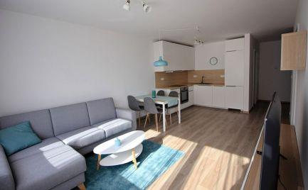 Prenájom nový, moderný 2 izbový byt s loggiou Malé Krasňany