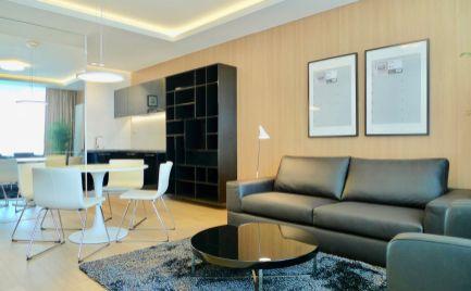 Prenájom, 2 izbový byt, PANORAMA CITY, Bratislava - Staré Mesto, Landererova ulica, EXPISREAL