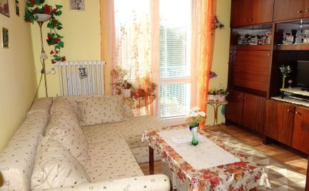 Pekná garsónka 19 m2 + balkón na Nábrežnej ul. Sihoť I v Trenčíne