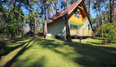 SORTier s.r.o. Predaj chaty v krásnej prírode - TOMKY - ihneď voľná