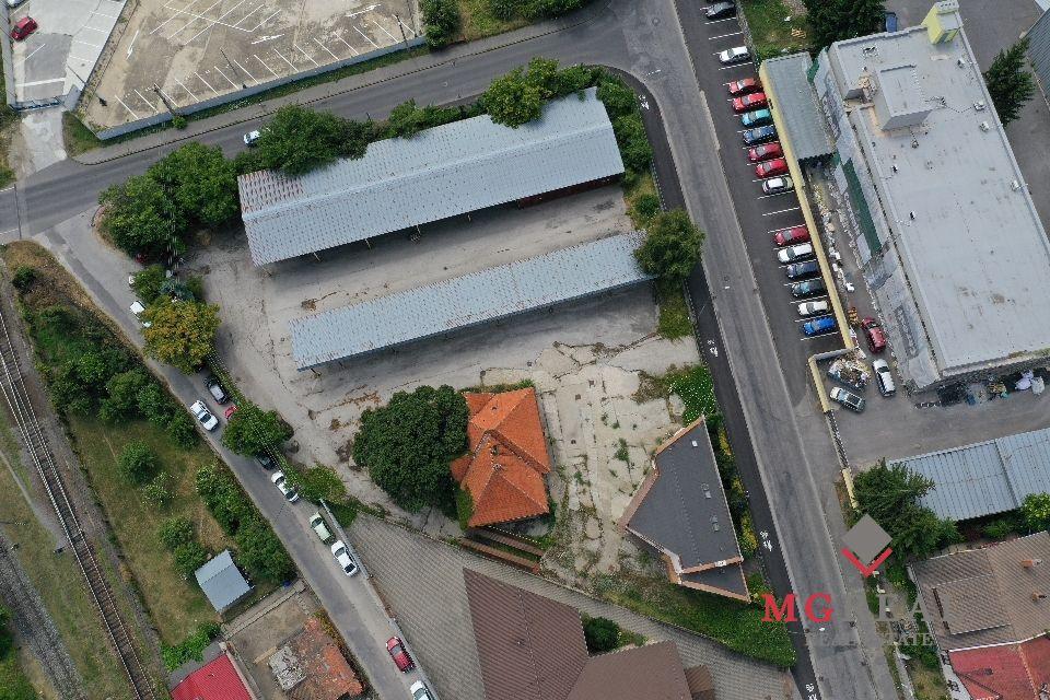 Priemyselný objekt-Predaj-Nitra-590000.00 €