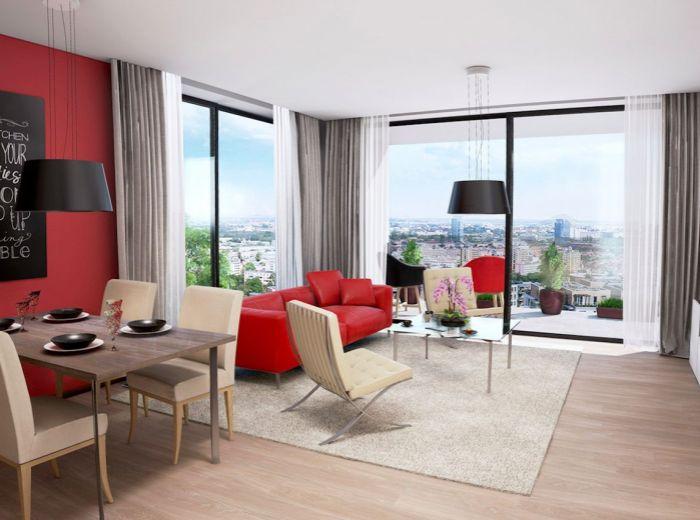 GRAND KOLIBA rezidencie – 3-i byt, 68 m2 - technologický NADŠTANDARD, park, fontána, VÝHĽADY