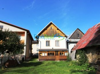 Rodinný dom v podtatranskej prírodou obklopenej obci