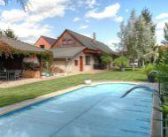 REZERVOVANE_Predáme krásny vidiecky dom v Matúškove zast. 168m2 pozemok 1000m2