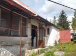 --PBS-- Samostatne stojaci rodinný dom 2+1 v pôvodnom stave, pozemok 1346 m2, Dobrá Voda