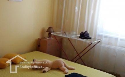 ZNÍŽENÁ  CENA.3 izbový byt s balkónom Centrum mesta!