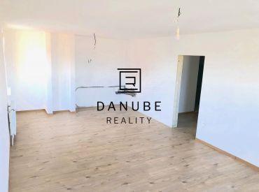 Predaj 2-izbový byt v Bratislave-Dúbravke na Saratovskej ulici.