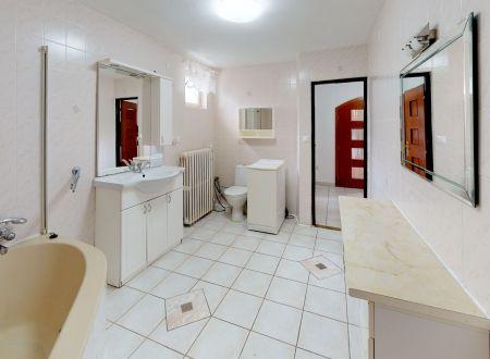 Zaujímavý rodinný 5 izb. dom + apartmán / Piešťany