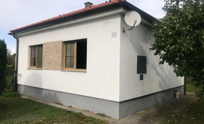 Pekný 3 izb. RD na 10á pozemku v zastavanej časti Kittsee, Rakúsko len 5km od Bratislavy.