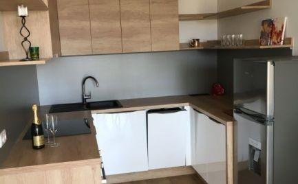 PRENÁJOM 2 izbový byt NOVOSTAVBA s parkovacím miestom Bratislava Ružinov Koceľová Nivy EXPIS REAL