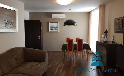 Komfortný 3 izb. byt s terasou v centre mesta, Vysoká ul.