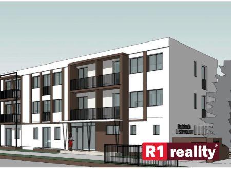 REZERVOVANÉ Nový 2 izbový byt č. 103, Rezidencia LESOPROJEKT, Piešťany