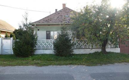 Pekne udržiavaný rodinný dom v pôvodnom stave
