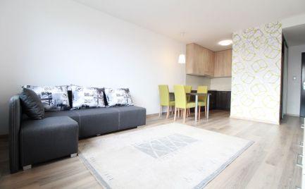 Dom-realít ponúka na prenájom: Sympatický a plne zariadený 2i byt v novostavbe FUXOVA, BA V, Petržalka